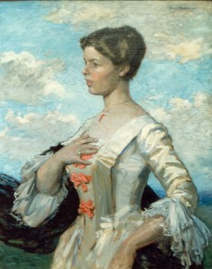 Portrait of Mrs. Melchers, 1905