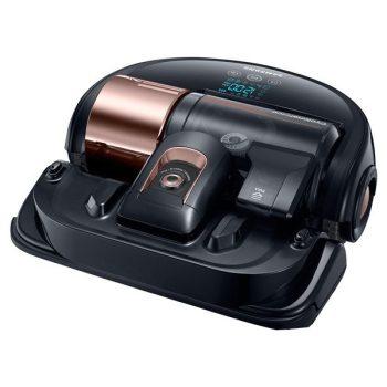 Samsung POWERbot Turbo Robot Vacuum in Ebony Copper __ VR2AK9350WK