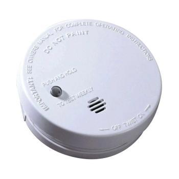 Kidde i9040 Battery-Operated Ionization Sensor Smoke Alarm 21026056 (6-Pack)