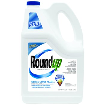 Roundup Ready-to-Use 1.25-Gallon Weed & Grass Killer 5003810