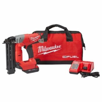 MILWAUKEE M18 FUEL 18 VOLT CORDLESS 18GA BRAD NAILER TOOL 2740-21CT