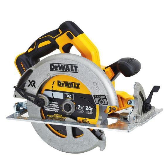 DEWALT 20-Volt MAX XR Cordless 7-1/4″ Circular Saw Brake (Tool-Only) DCS570B