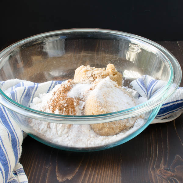 Harvest Cake |Garlic + Zest