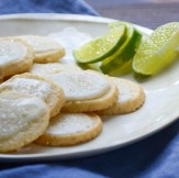 Key Lime Sparkle Cookies