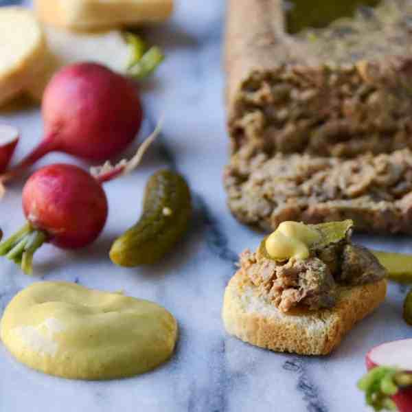 Madou's Pâté De Campagne   Garlic + Zest