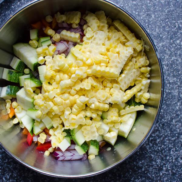 Mexican Chopped Salad   Garlic + Zest