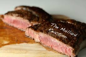 Maillard Reaction on steak