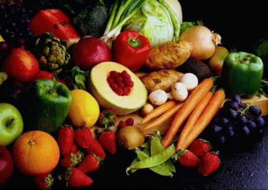 Plant Polyphenols fruits and veggies