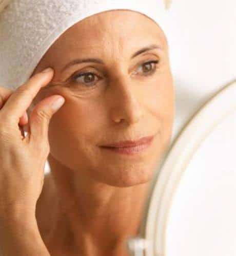 Tissue engineering reduce wrinkles