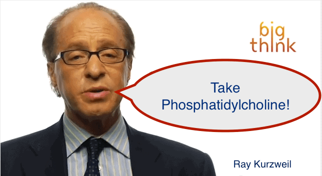 Kurzweil Phosphatidylcholinee