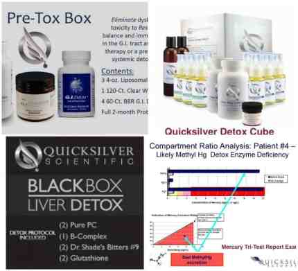Quicksilver Scientific Products