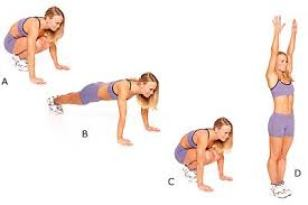 Burpees Are Great For Women