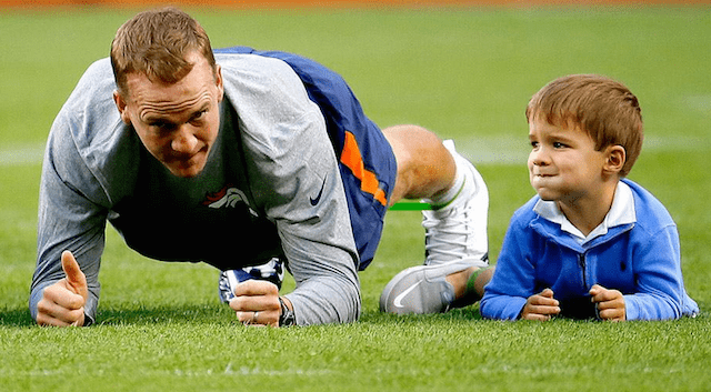No HGH for Manning