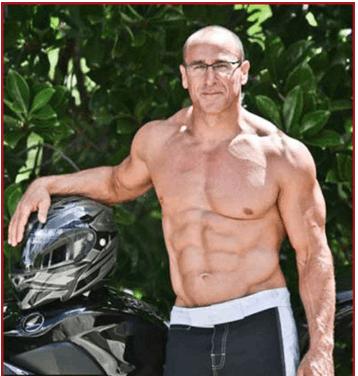 Dr. Brett Osborn, age 40-something