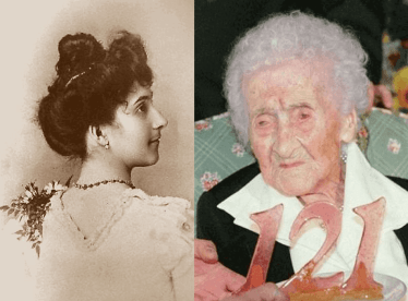 French woman Jeanne Louise Calment was the oldest verified person to have have ever lived.