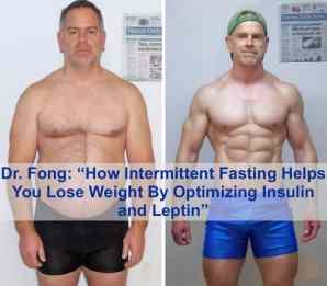 the science of losing body fat: optimize insulin and leptin