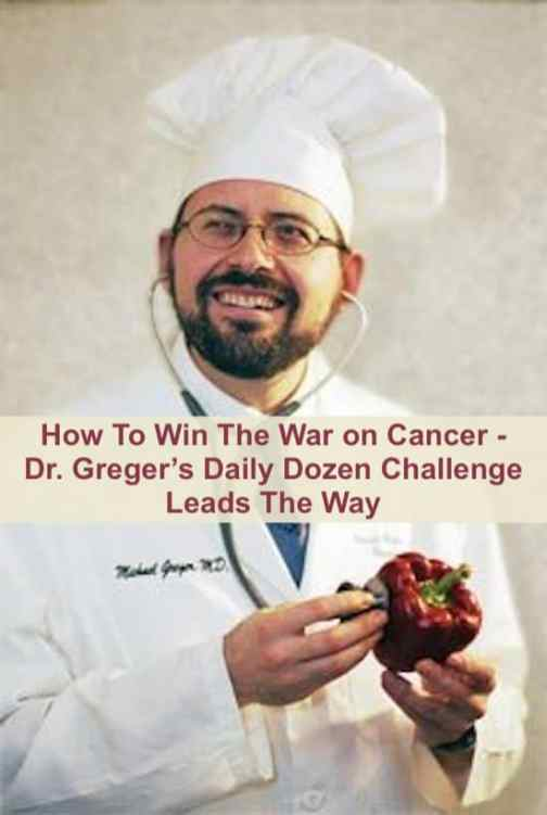 Win the war on cancer