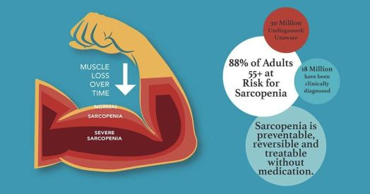 Dr Mirkin: sarcopenia is linked to heart damage