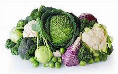 A healthy plant-based diet must include cruciferous vegetables