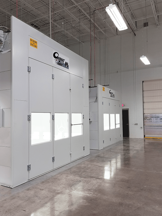 paint booth exhaust fans