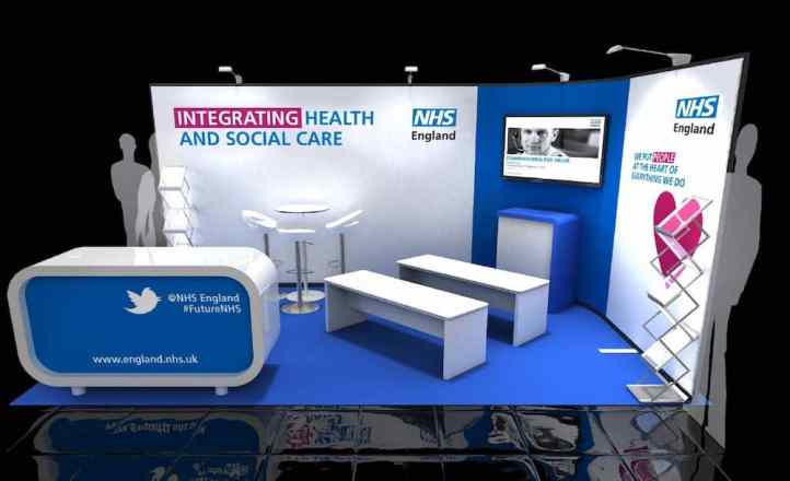 How to attract people to your exhibition stand
