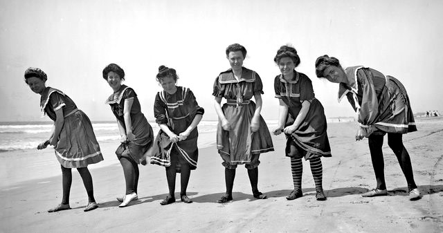 Resultado de imagen para 1910 swimsuit