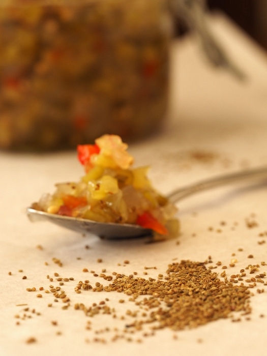 Maleńkie nasionka selera, a jest moc smaku!