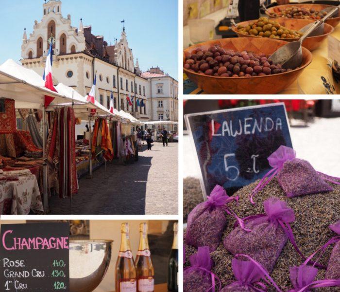 Francuskie rarytasy na rzeszowskim rynku