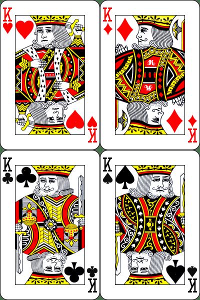 キングの絵札