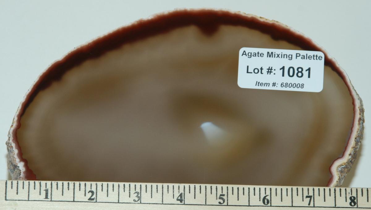 Natural Agate Dental Ceramics