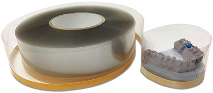 Garreco Duplicating Ring dental model duplication