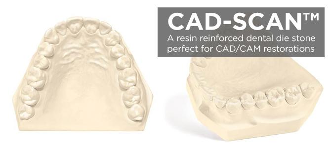 Dental CAD Stone for CAD/CAM Restorations