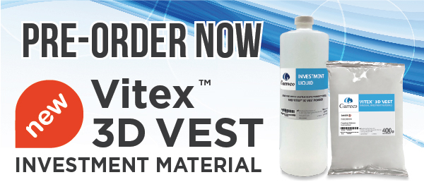 Request your samples – Vitex™ 3D Vest