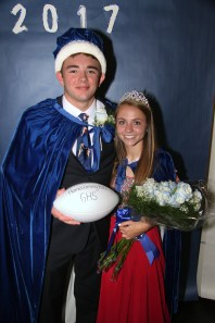 Homecoming King and Queen 2017