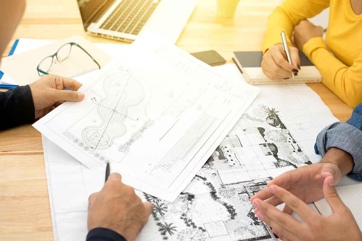 New Construction Landscape Contractor