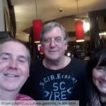 Garry, Errol and Zoe in Windsor