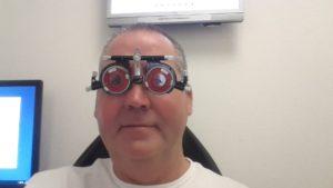 Garrys new glasses