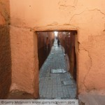 Narrow Alley in Mellah