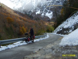 Garry McGivern in the Pyrenees