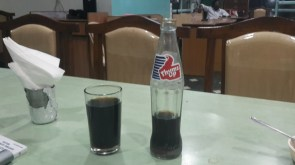 Thums Up cola drink