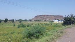 Hills near Nardana Maharashtra.