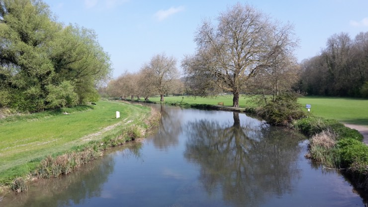 The river Itchenor