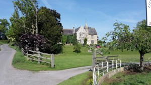 Little Langford farmhouse