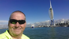 Garry McGivern in Portsmouth