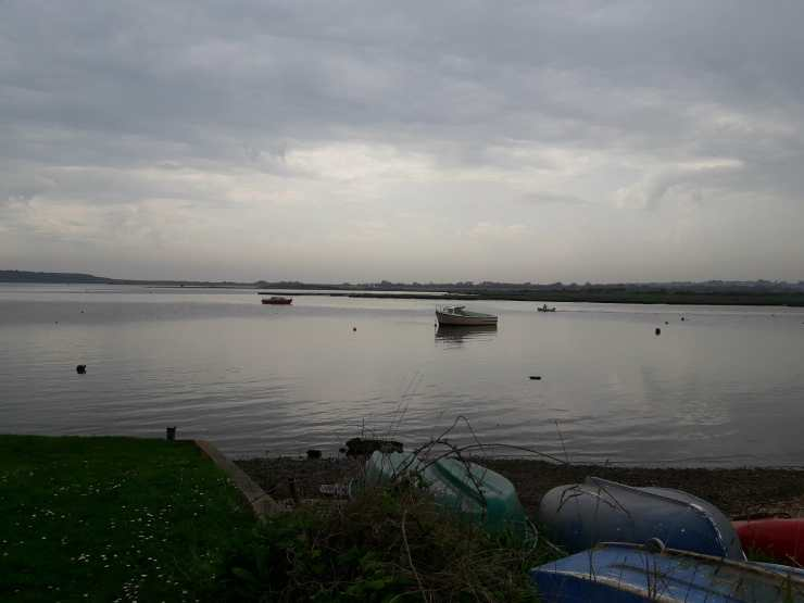 Christchurch harbour