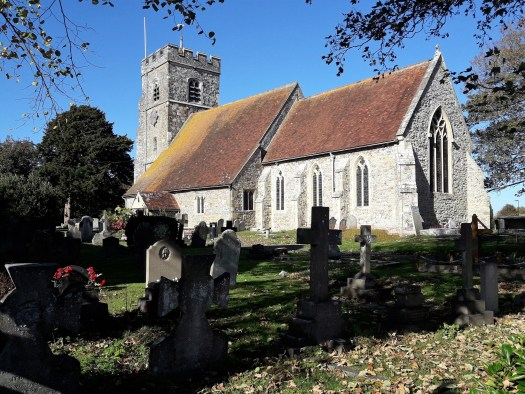 St Mary's church, Felpham