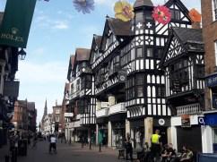 Eastgate Street Chester