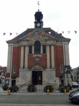 Henley-on-Thames council hall