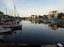 Marina at Redon, France