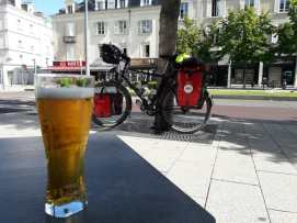 My last pint in France